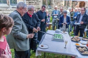 150th Anniversary Service