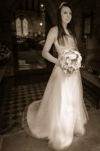 Wedding at  St Bartholomew's